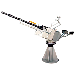MTPU 14.5mm marine pedestal machine-gun mount
