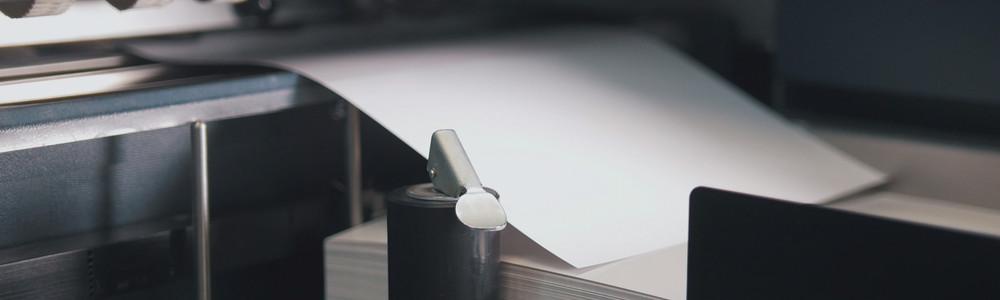 Печать документов в любых объемах
